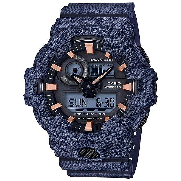 Ceas barbatesc Casio G-Shock GA-700DE-2AER de mana original