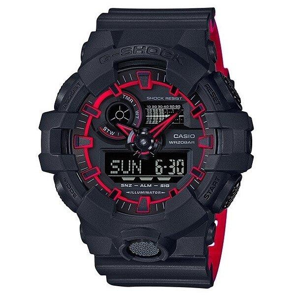 Ceas barbatesc Casio G-Shock GA-700SE-1A4ER de mana original