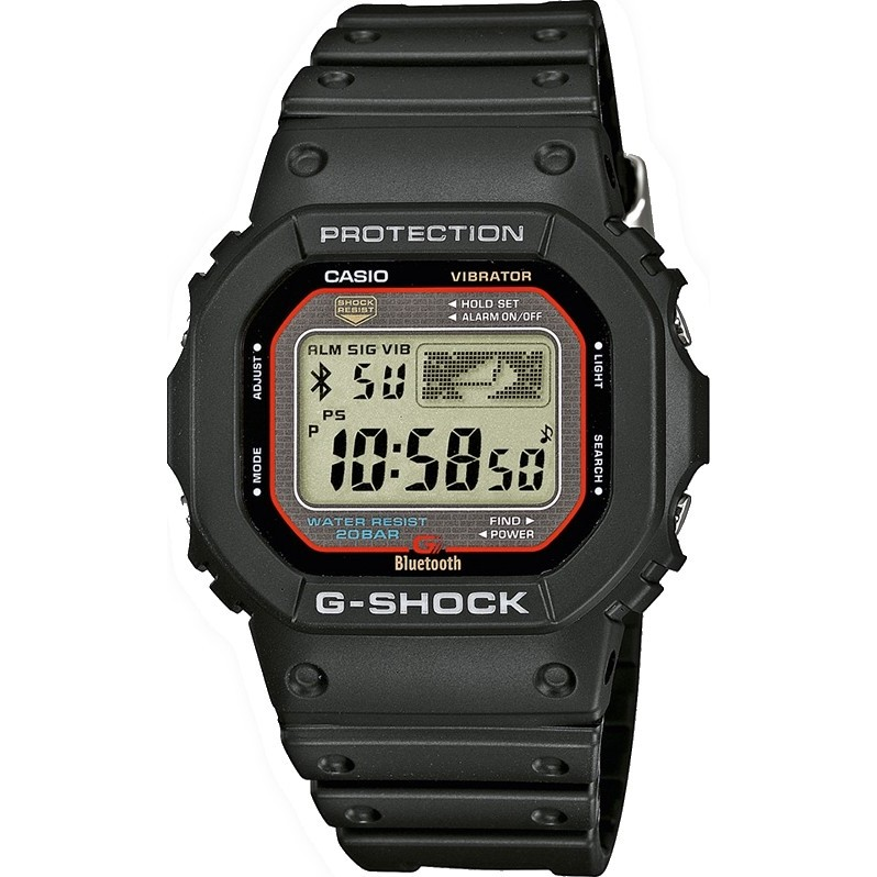 Ceas barbatesc Casio G-Shock GB-5600AA-1ER de mana original