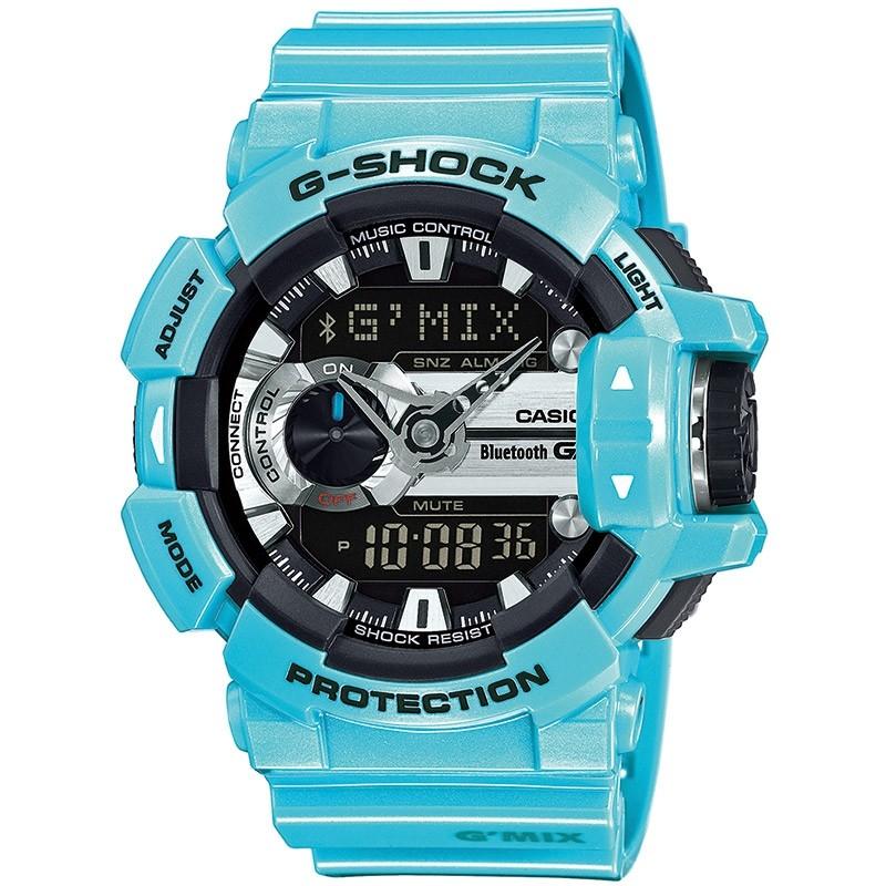 Ceas barbatesc Casio G-Shock GBA-400-2CER de mana original