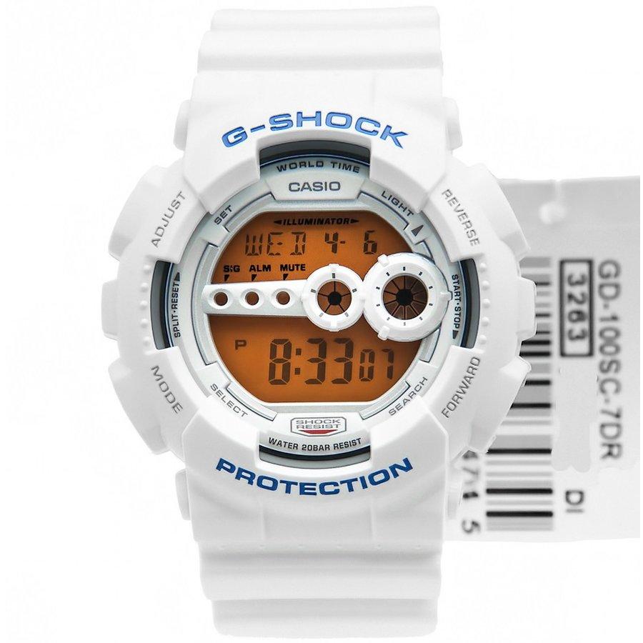 Ceas barbatesc Casio G-Shock GD-100SC-7ER de mana original