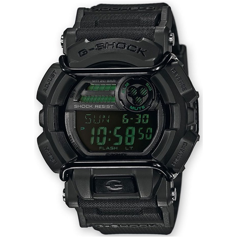 Ceas barbatesc Casio G-Shock GD-400MB-1ER de mana original