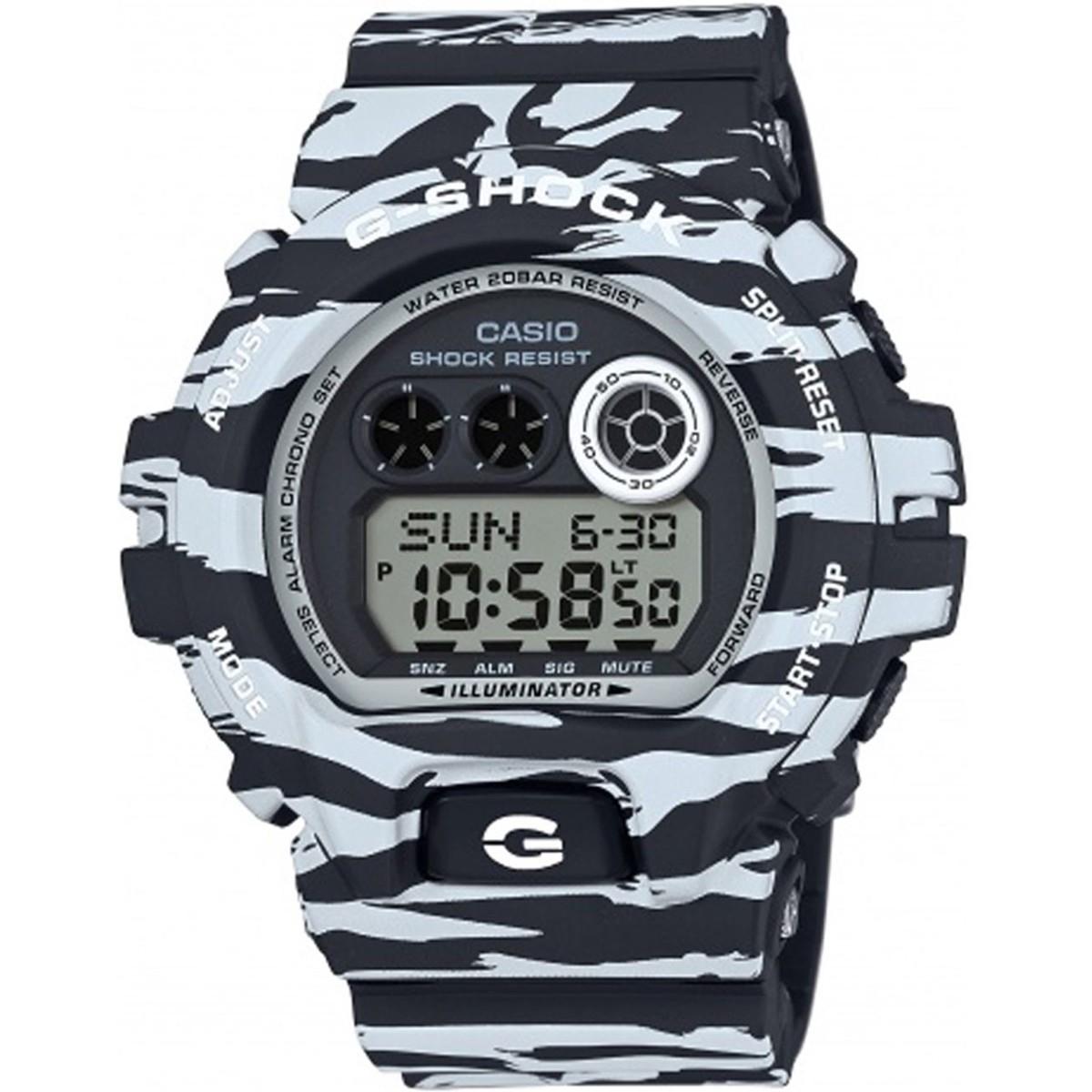 Ceas barbatesc Casio G-Shock GD-X6900BW-1ER de mana original
