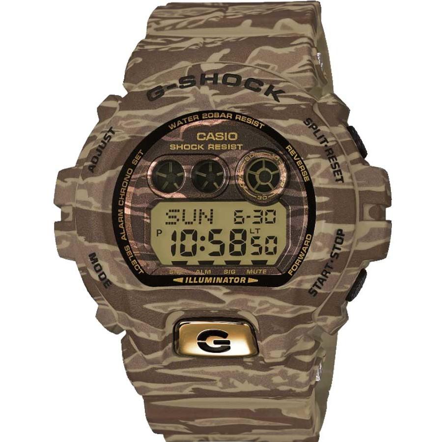 Ceas barbatesc Casio G-Shock GD-X6900TC-5ER de mana original