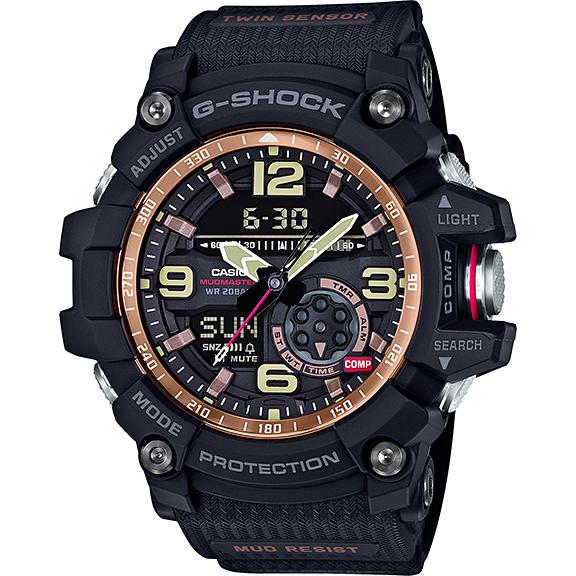 Ceas barbatesc Casio G-Shock GG-1000RG-1AER de mana original