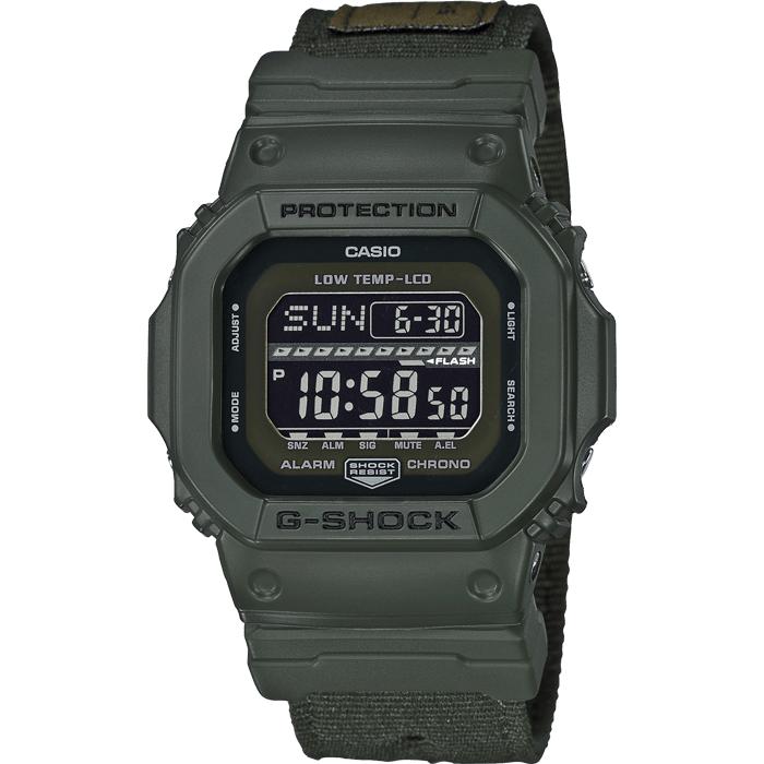 Ceas barbatesc Casio G-Shock GLS-5600CL-3ER de mana original