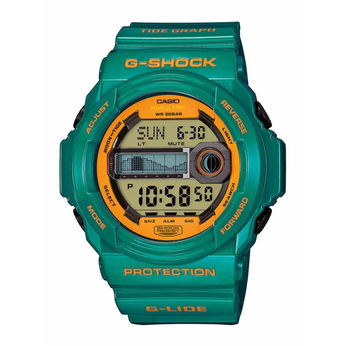 Ceas barbatesc Casio G-Shock GLX-150B-3ER de mana original