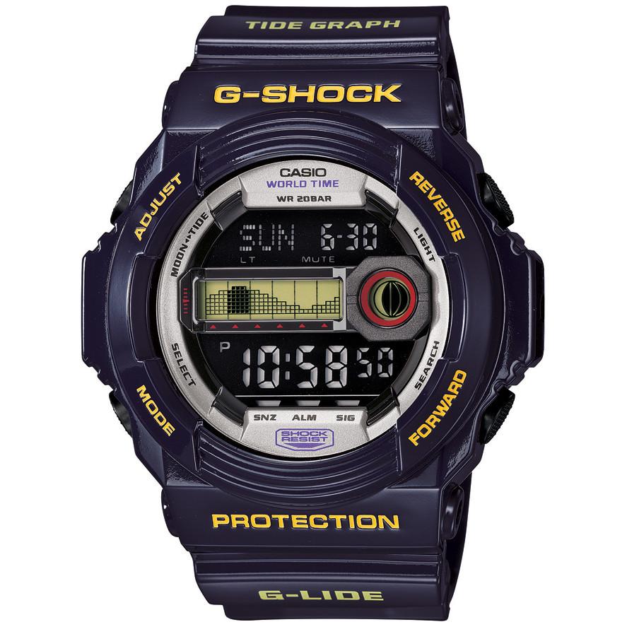 Ceas barbatesc Casio G-Shock GLX-150B-6ER de mana original
