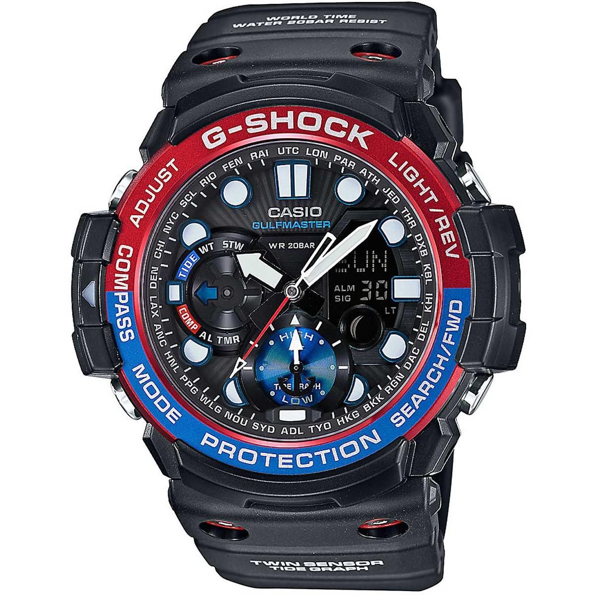Ceas barbatesc Casio G-Shock GN-1000-1AER de mana original