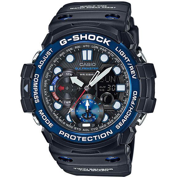 Ceas barbatesc Casio G-Shock GN-1000B-1AER de mana original