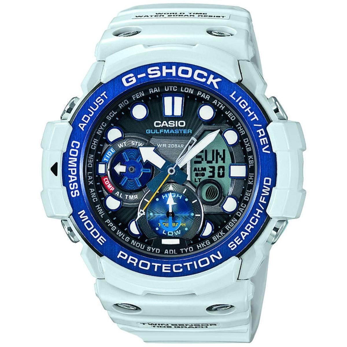 Ceas barbatesc Casio G-Shock GN-1000C-8AER de mana original