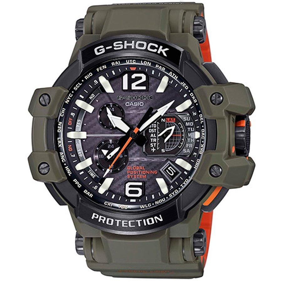 Ceas barbatesc Casio G-Shock GPW-1000KH-3AER de mana original