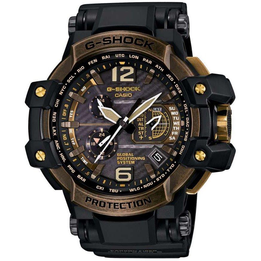 Ceas barbatesc Casio G-Shock GPW-1000TBS-1AER de mana original