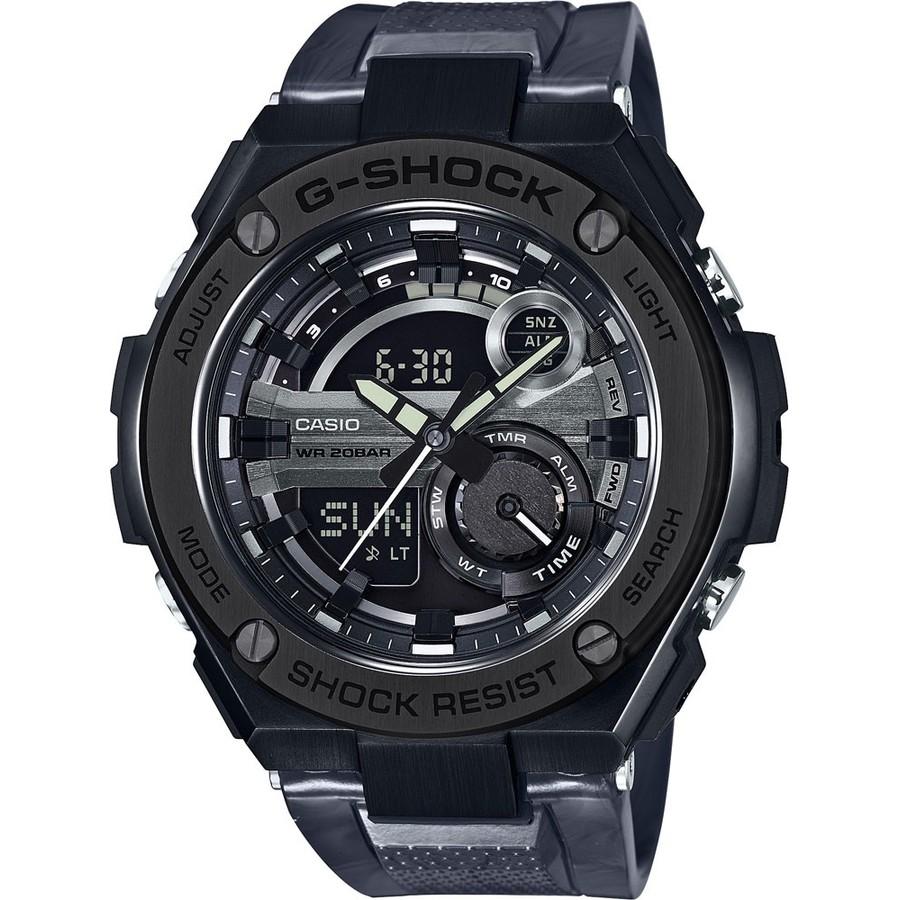 Ceas barbatesc Casio G-Shock GST-210M-1AER de mana original