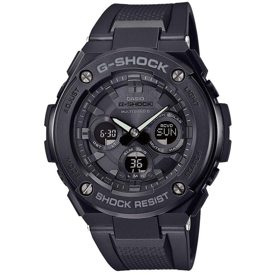 Ceas barbatesc Casio G-Shock GST-W300G-1A1ER de mana original