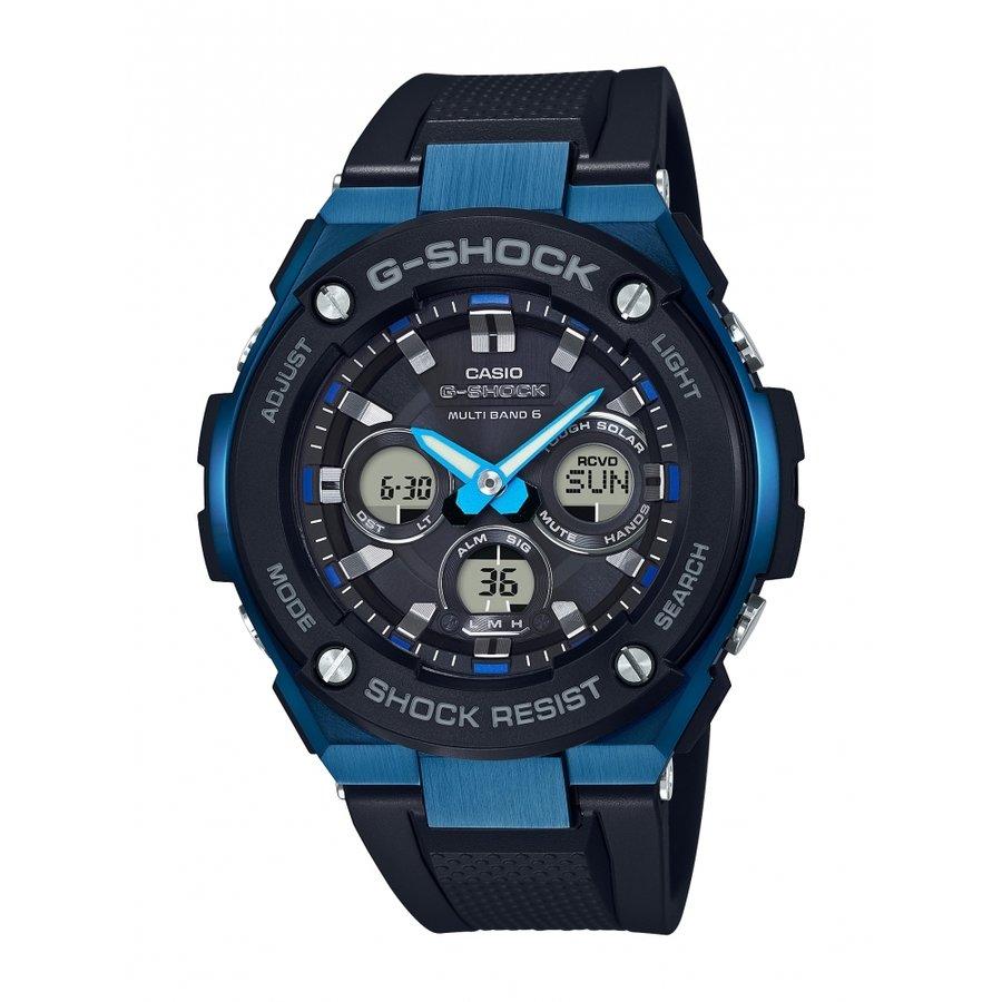 Ceas barbatesc Casio G-Shock GST-W300G-1A2ER de mana original