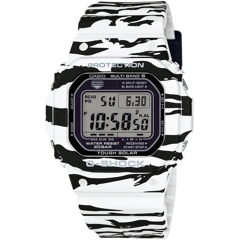 Ceas barbatesc Casio G-Shock GW-M5610BW-7ER de mana original