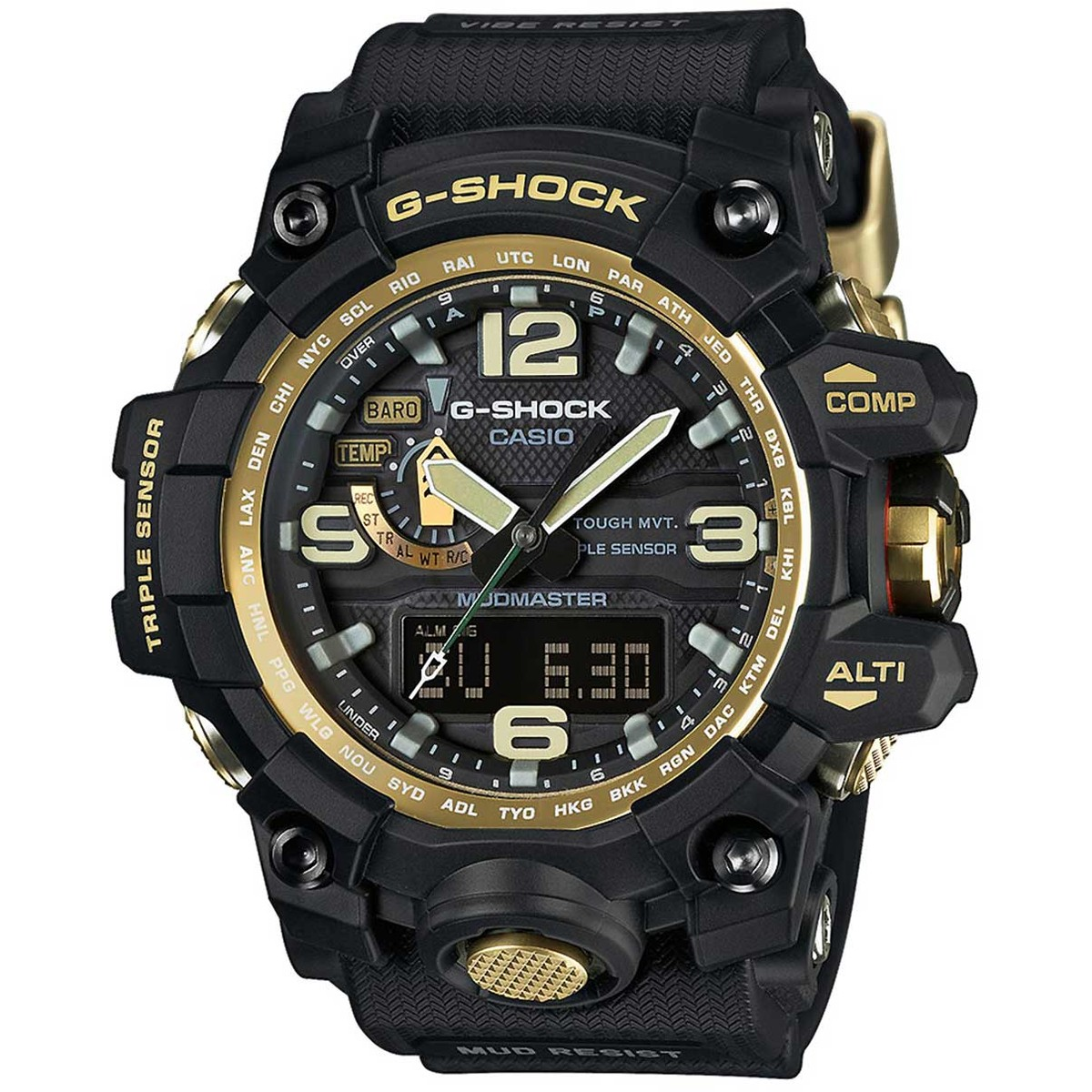 Ceas barbatesc Casio G-Shock GWG-1000GB-1AER de mana original