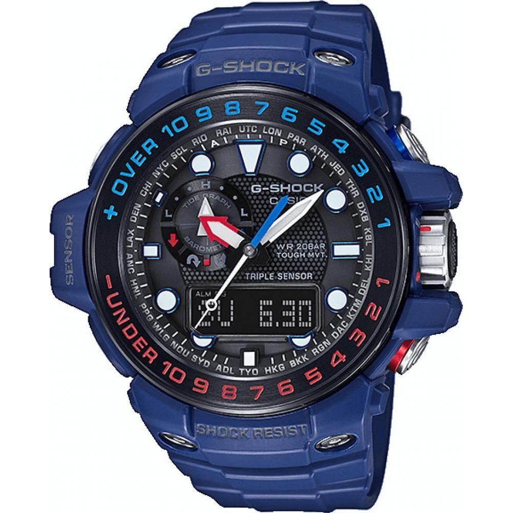 Ceas barbatesc Casio G-Shock GWN-1000H-2AER de mana original