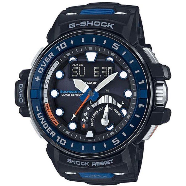 Ceas barbatesc Casio G-Shock GWN-Q1000-1AER de mana original