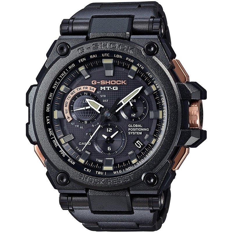 Ceas barbatesc Casio G-Shock MTG-G1000RB-1AER de mana original