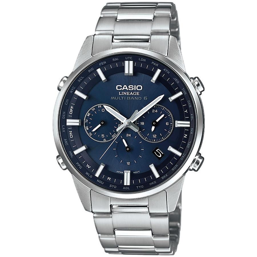 Ceas barbatesc Casio Lineage LIW-M700D-2AER de mana original