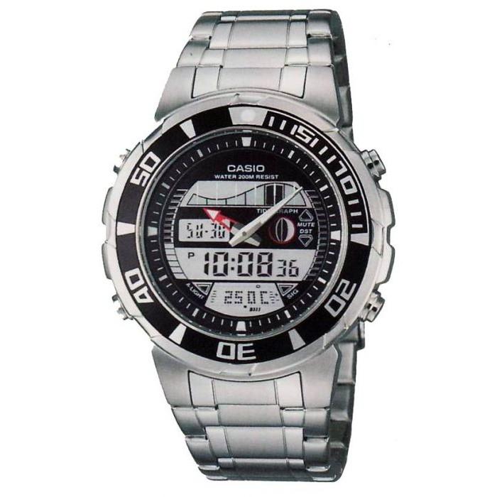 Ceas barbatesc Casio MDV-701D-1A2VDF de mana original