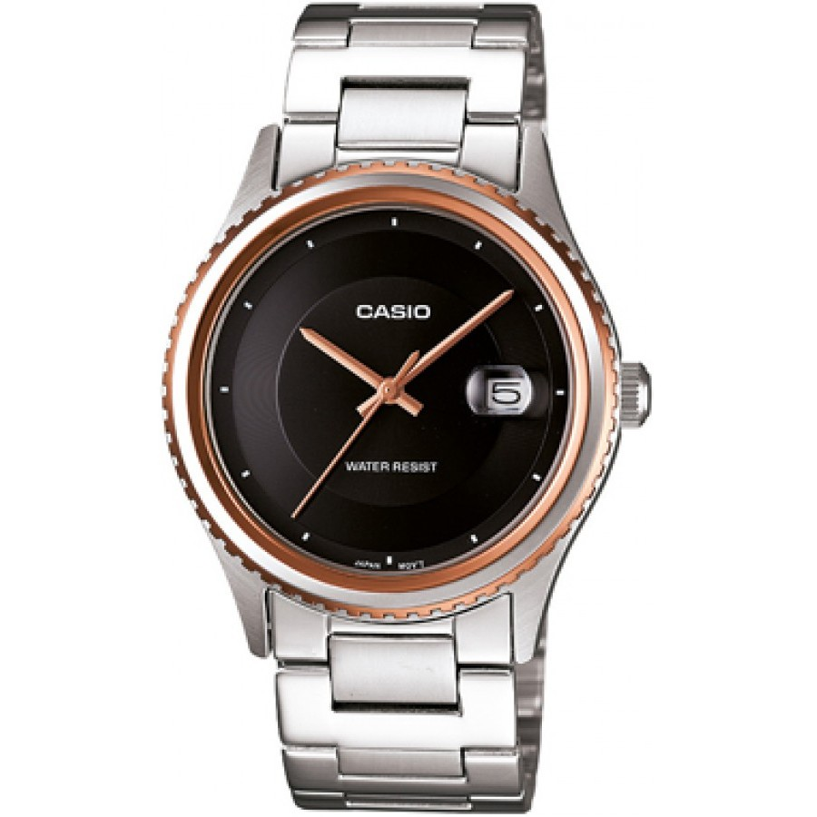 Ceas barbatesc Casio MTP-1365D-1EDF de mana original