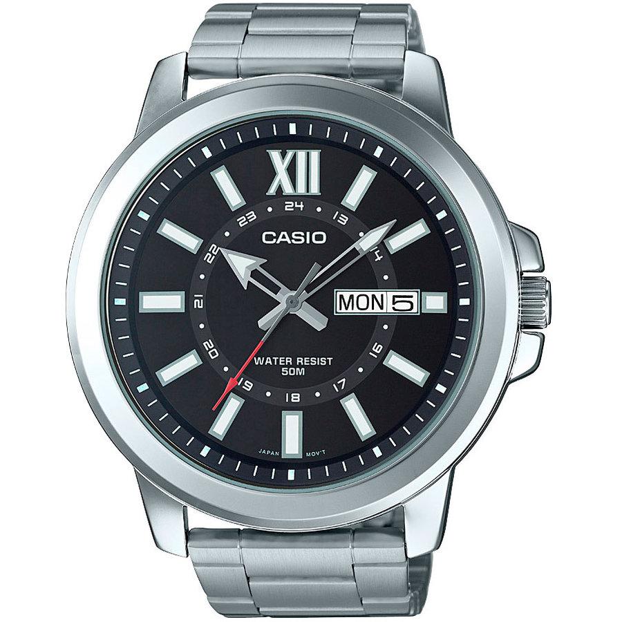 Ceas barbatesc Casio MTP-X100D-1EV de mana original