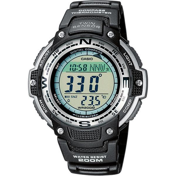 Ceas barbatesc Casio Multi Task Gear SGW-100-1VEF de mana original