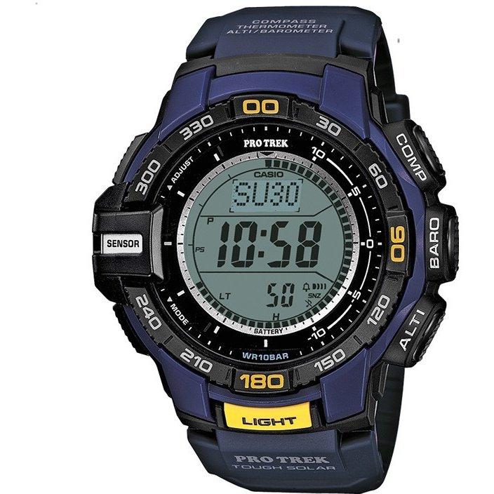 Ceas barbatesc Casio Pro Trek PRG-270-2ER de mana original