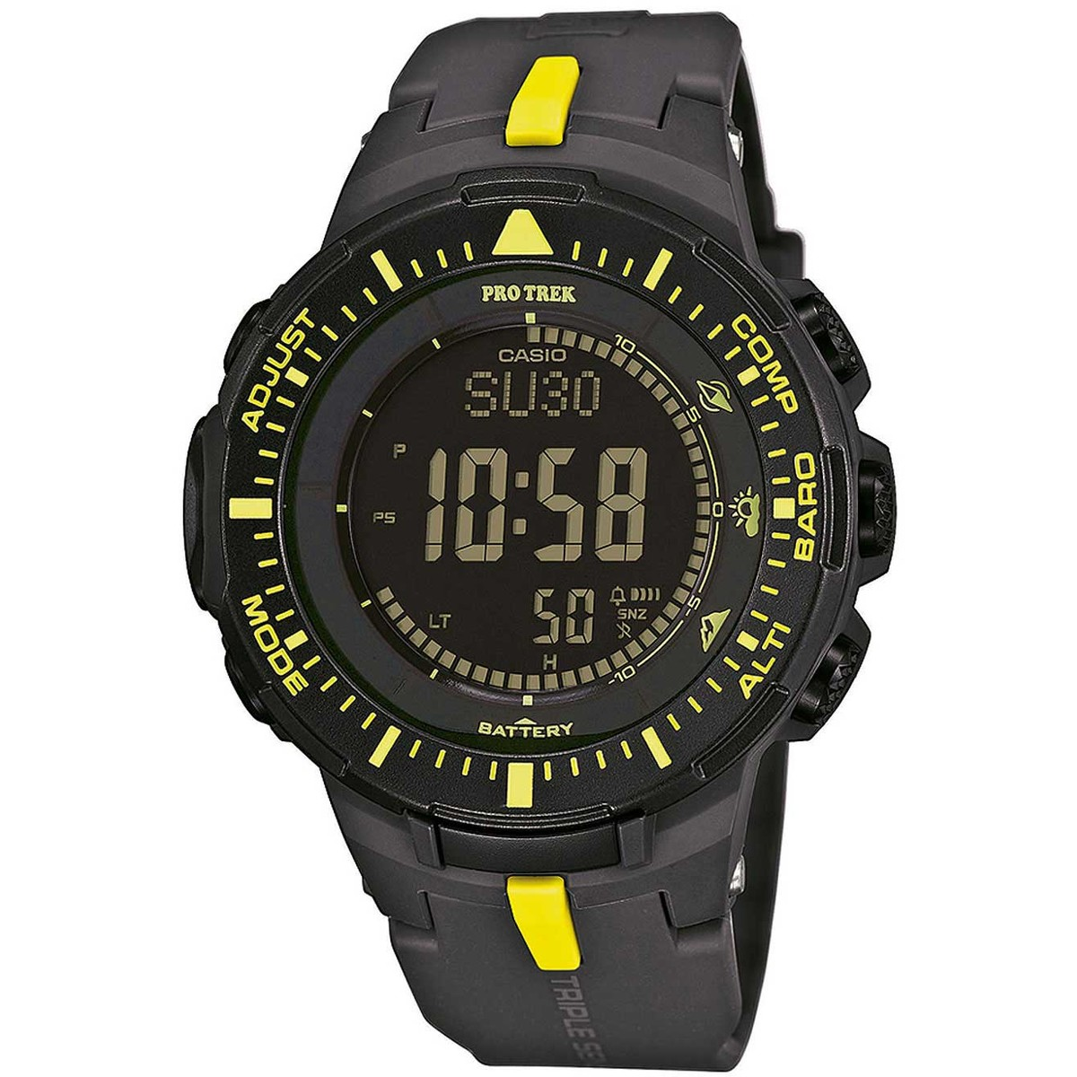Ceas barbatesc Casio Pro Trek PRG-300-1A9ER de mana original