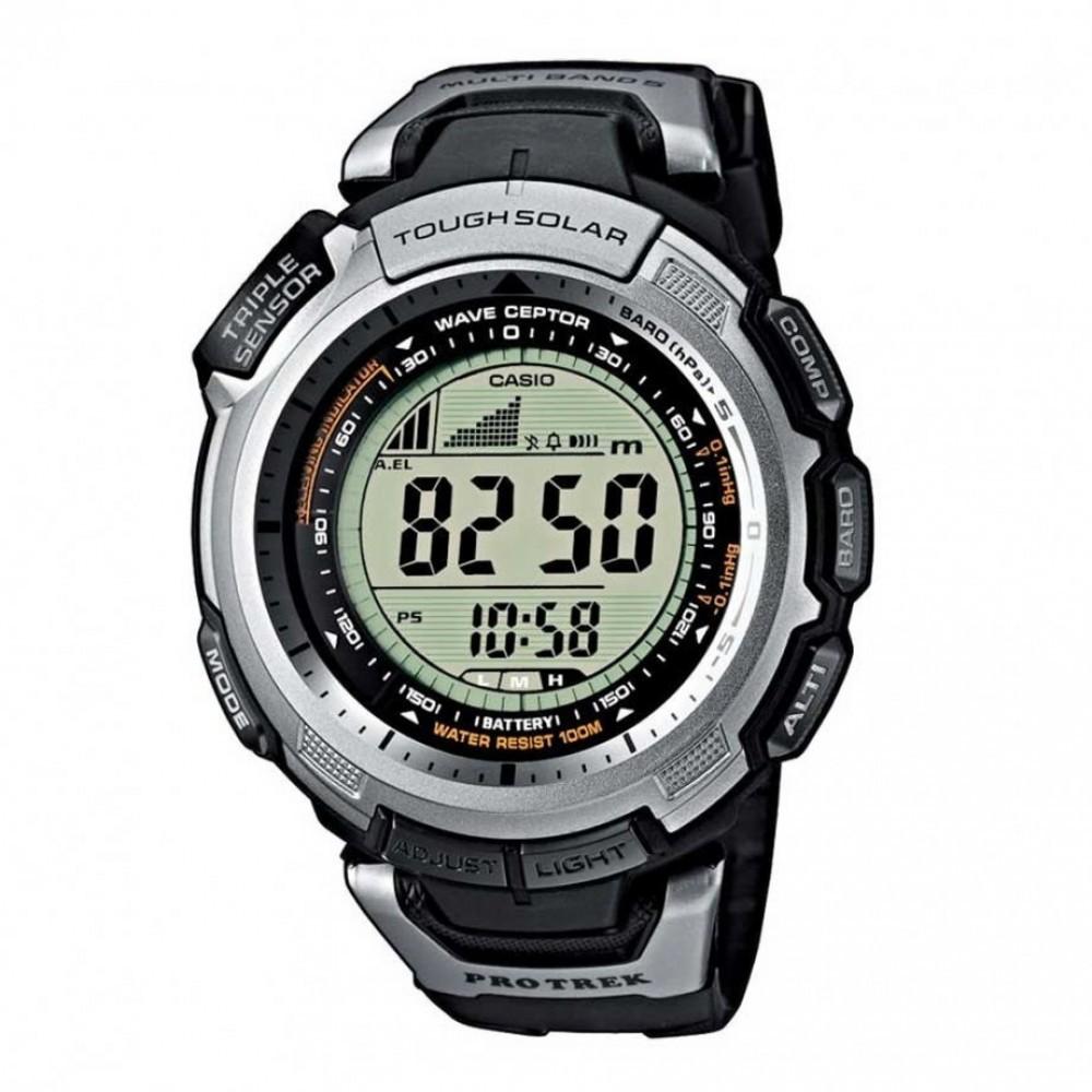 Ceas barbatesc Casio Pro Trek PRW-1300-1VER de mana original