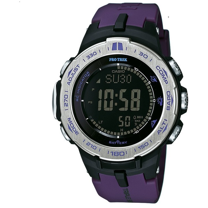 Ceas barbatesc Casio Pro Trek PRW-3100-6ER de mana original