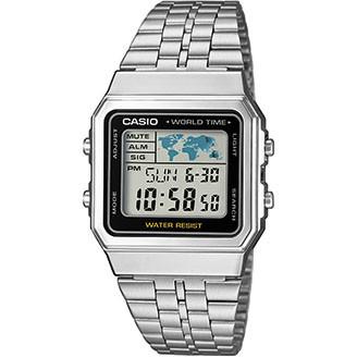 Ceas barbatesc Casio Retro A500WEA-1EF de mana original
