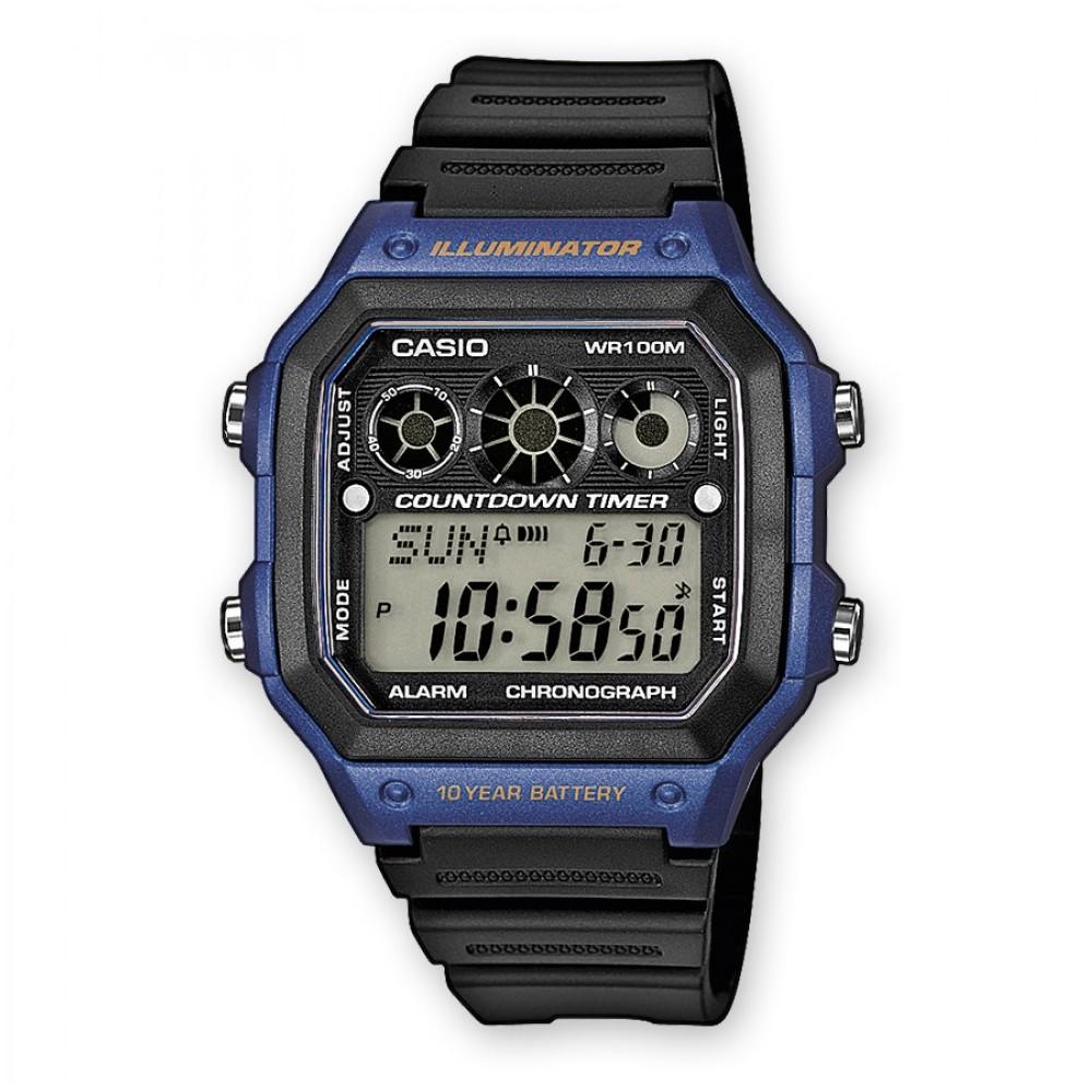 Ceas barbatesc Casio Sport AE-1300WH-2AVEF de mana original