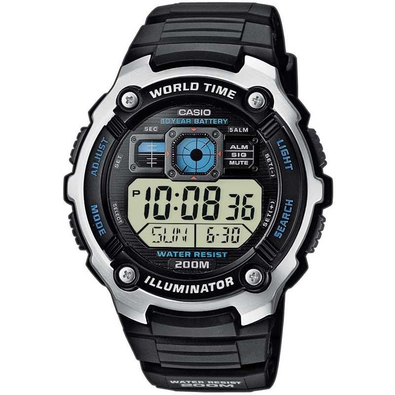Ceas barbatesc Casio Sport AE-2000W-1AVEF de mana original