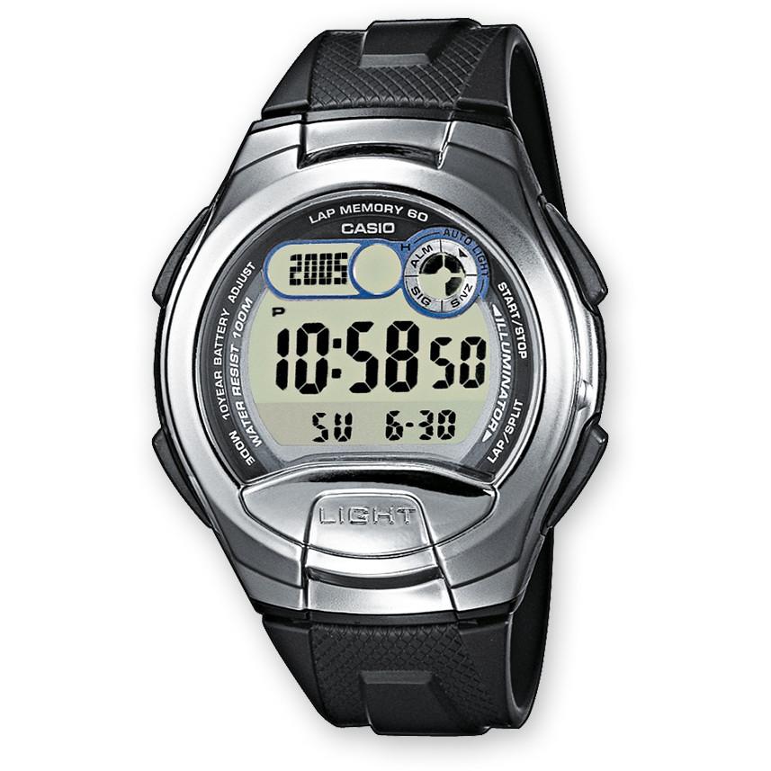 Ceas barbatesc Casio Sport W-752-1AVES de mana original