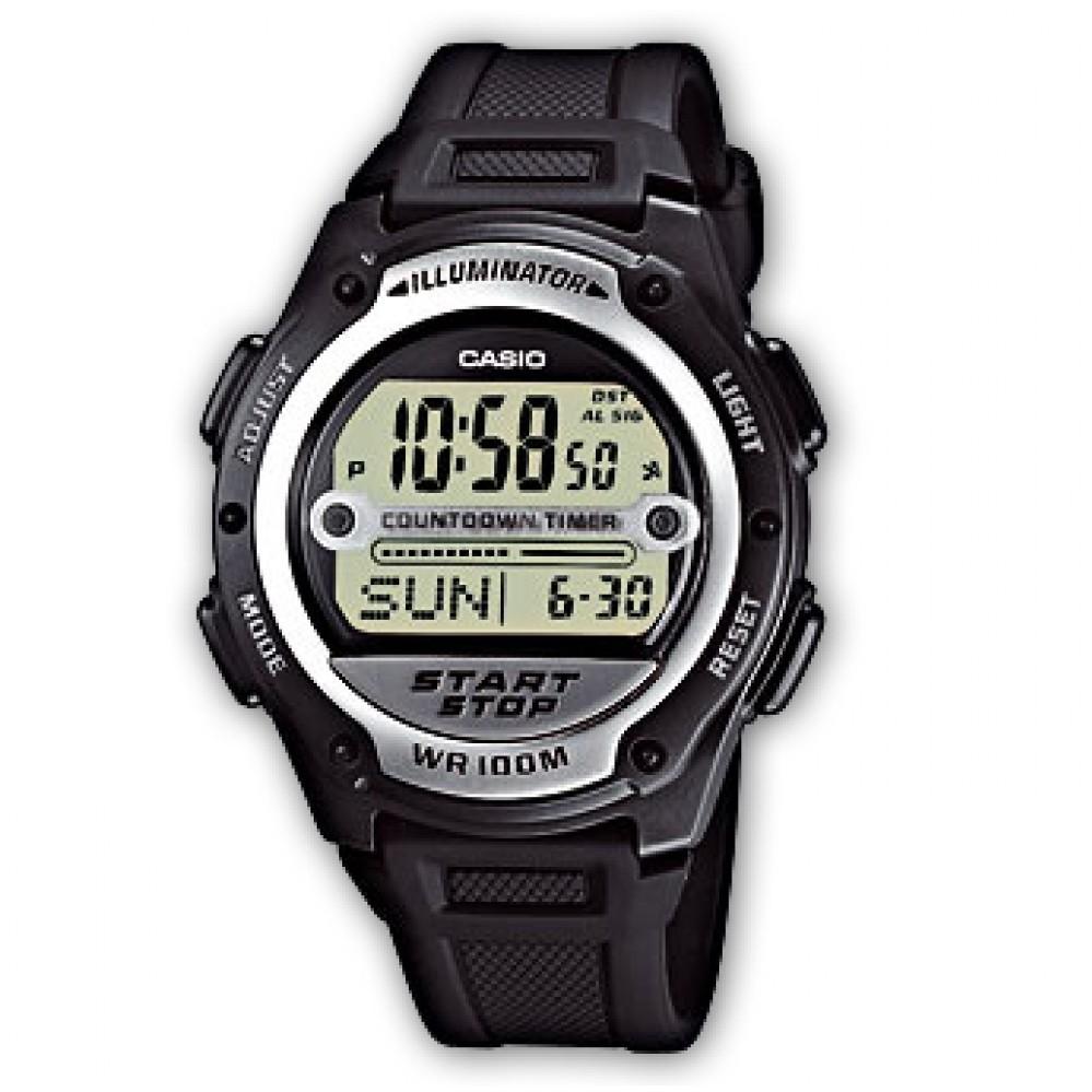 Ceas barbatesc Casio Sport W-756-1AVES de mana original
