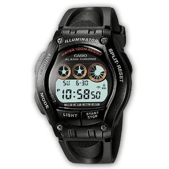 Ceas barbatesc Casio Standard W-754H-1AVDF Digital de mana original