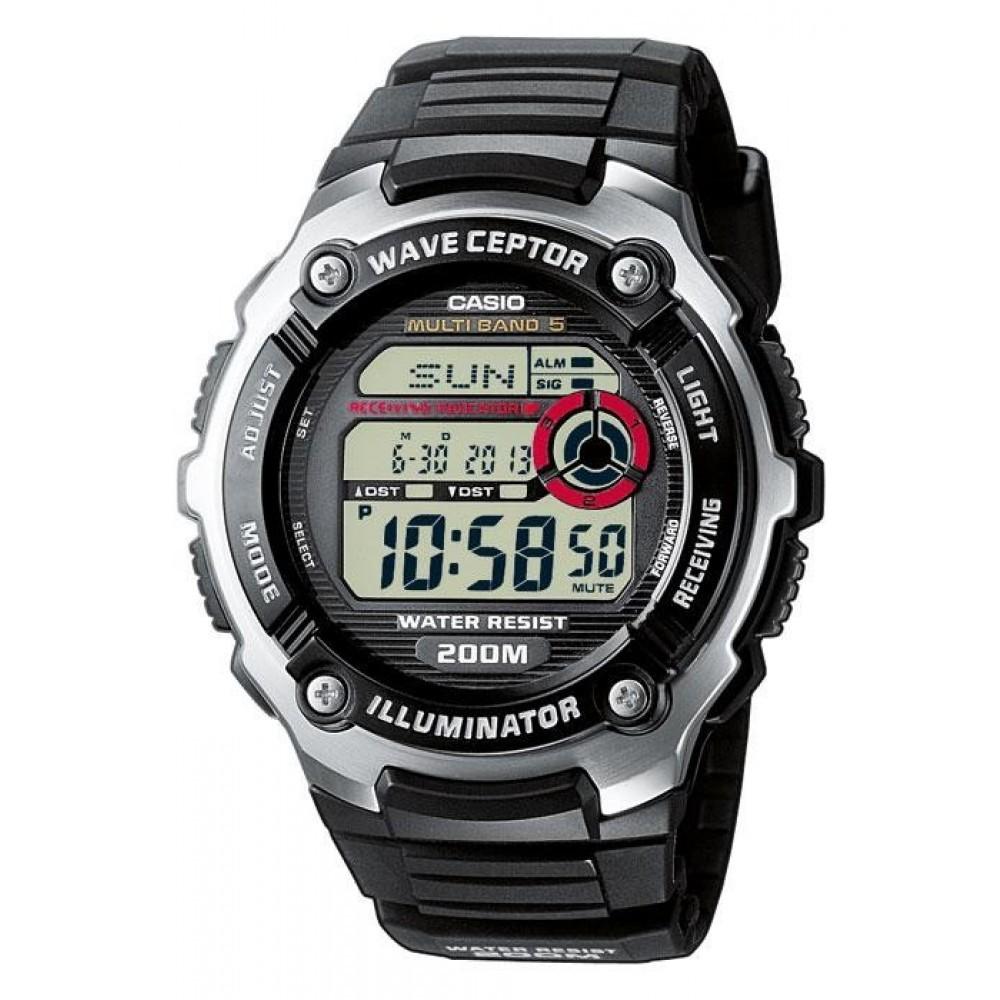 Ceas barbatesc Casio Waveceptor WV-200E-1AVEF de mana original