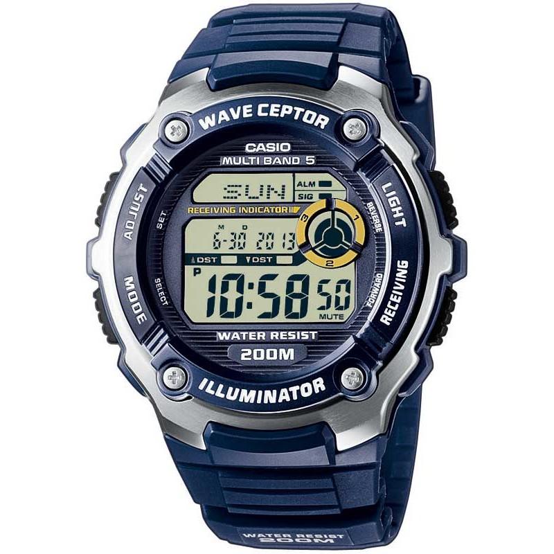 Ceas barbatesc Casio Waveceptor WV-200E-2AVEF de mana original