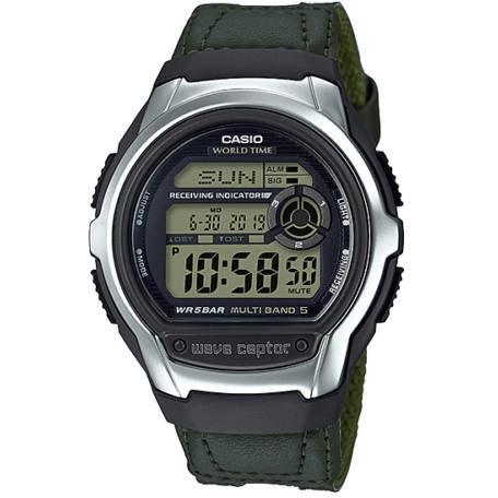 Ceas barbatesc Casio Waveceptor WV-M60B-3AER de mana original