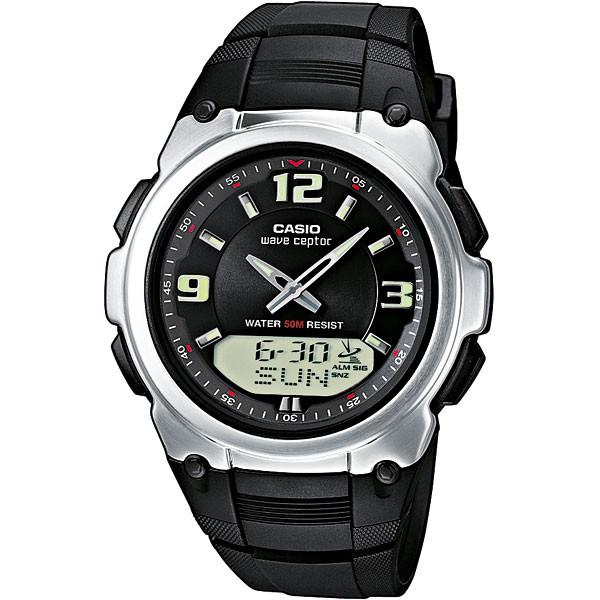 Ceas barbatesc Casio Waveceptor WVA-109HE-1BVER de mana original