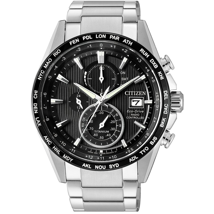 Ceas barbatesc Citizen Eco-Drive AT8154-82E de mana original