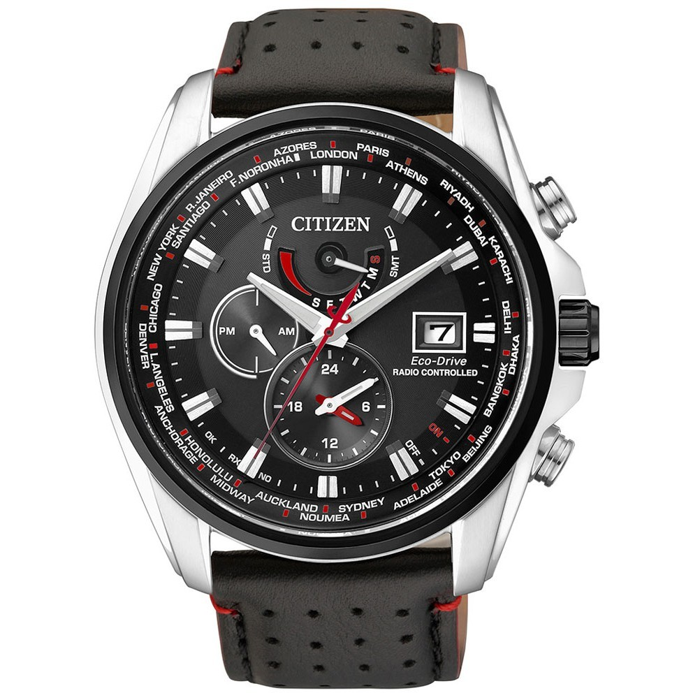 Ceas barbatesc Citizen Eco-Drive AT9036-08E Elegant de mana original