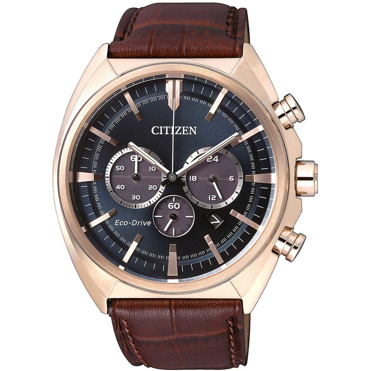 Ceas barbatesc Citizen Eco-Drive CA4283-04L de mana original
