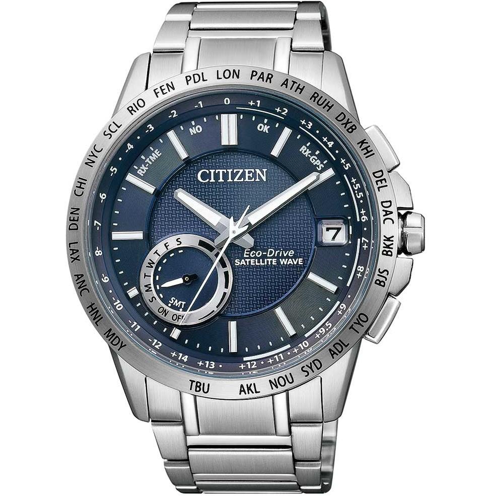 Ceas barbatesc Citizen Eco-Drive CC3000-54L de mana original
