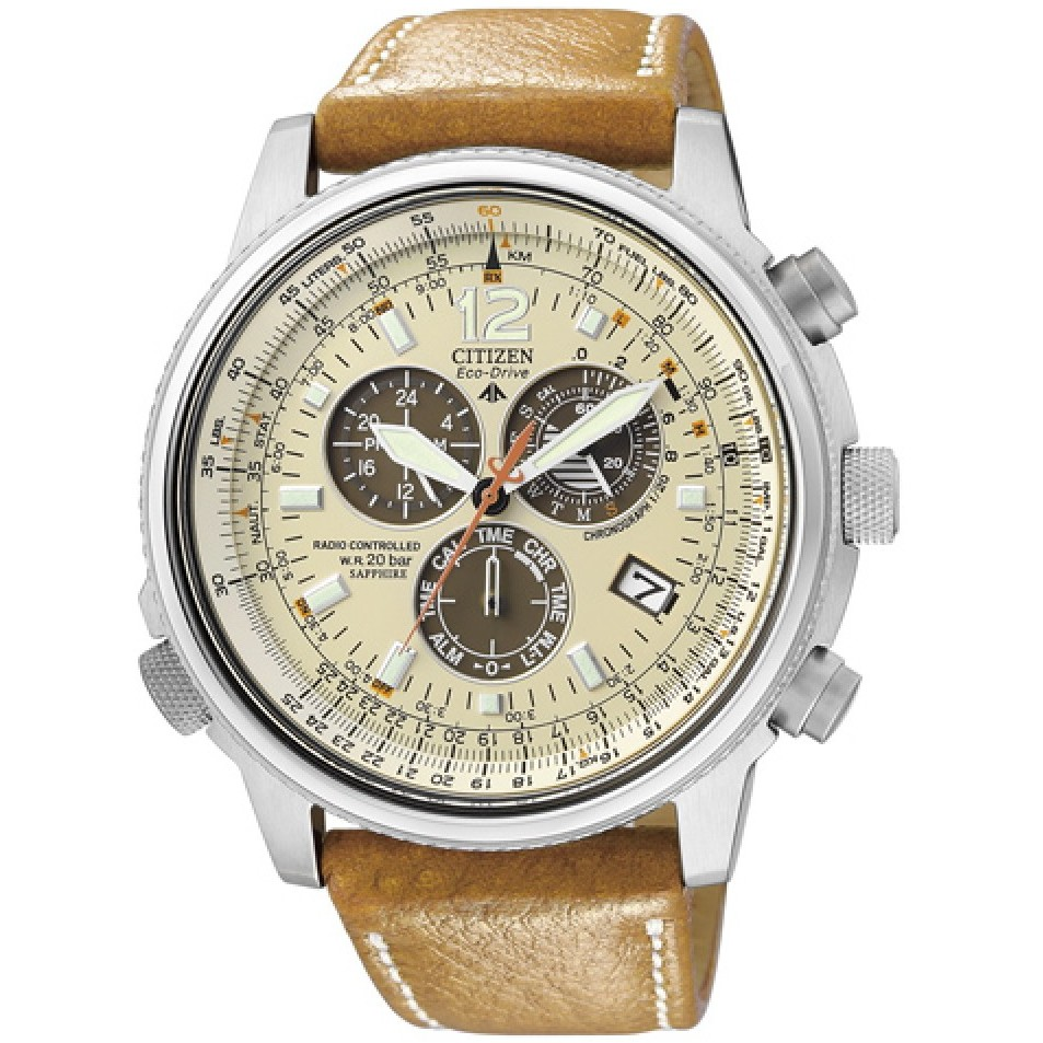 Ceas barbatesc Citizen Eco-Drive Promaster Sky AS4020-44B de mana original