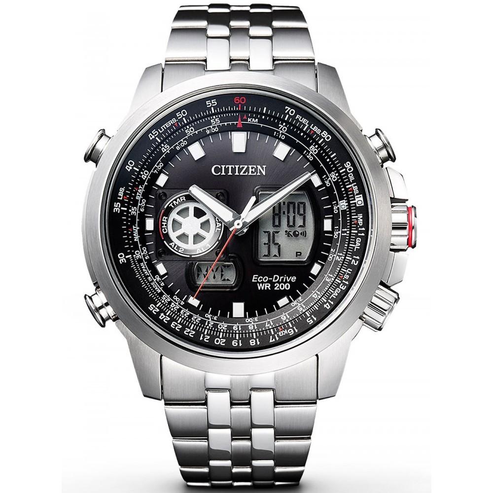Ceas barbatesc Citizen Eco-Drive Promaster Sky JZ1060-50E de mana original